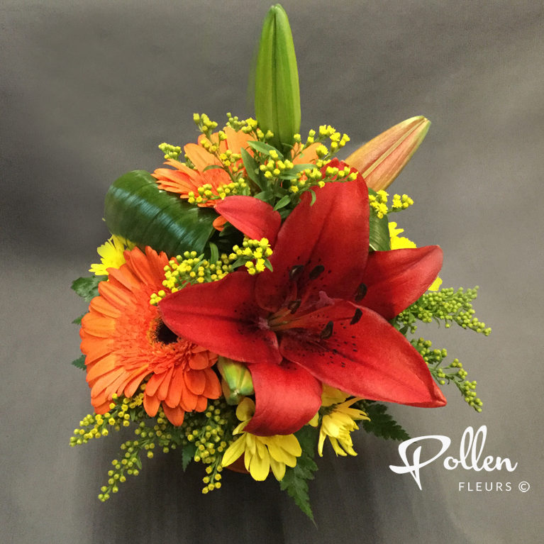 S faire plaisir avec des fleurs de saison