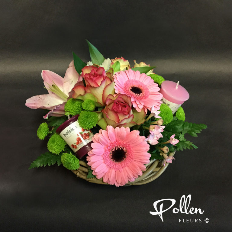 Bouquets et bougies parfumées livrée en 24h