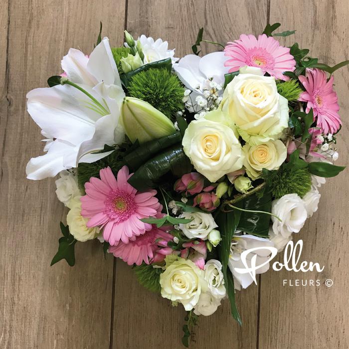Mila Coeur De Fleurs Romantique Pollen Fleurs